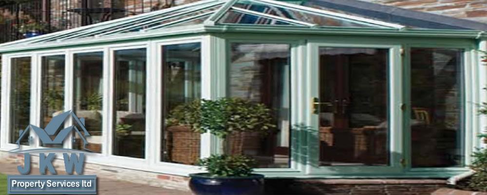 JKW Property Services Ltd Conservatory Repairs 1