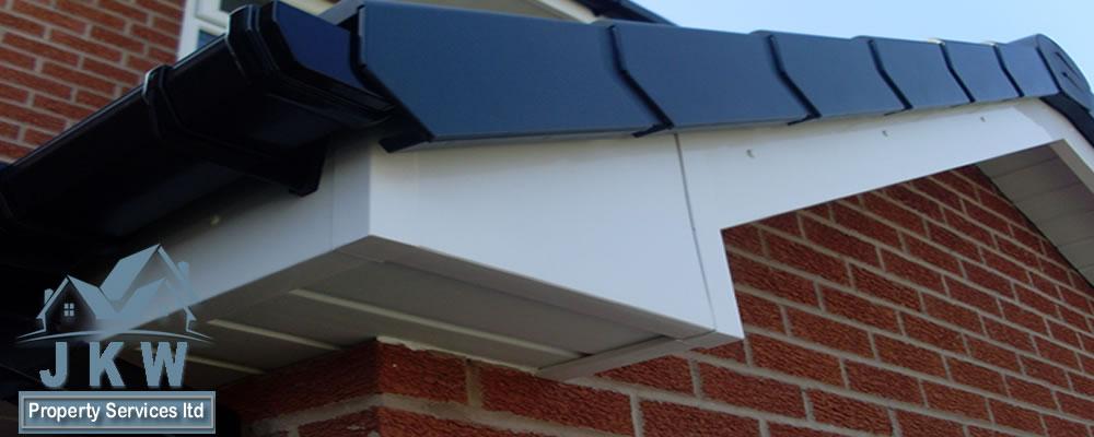 JKW Property Services Ltd Facsias and Soffits Repairs 1