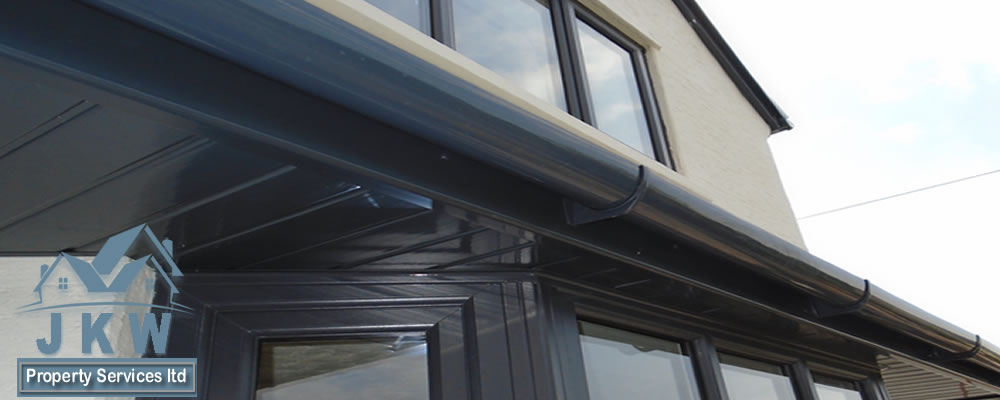 JKW Property Services Ltd Gutter Repairs 2