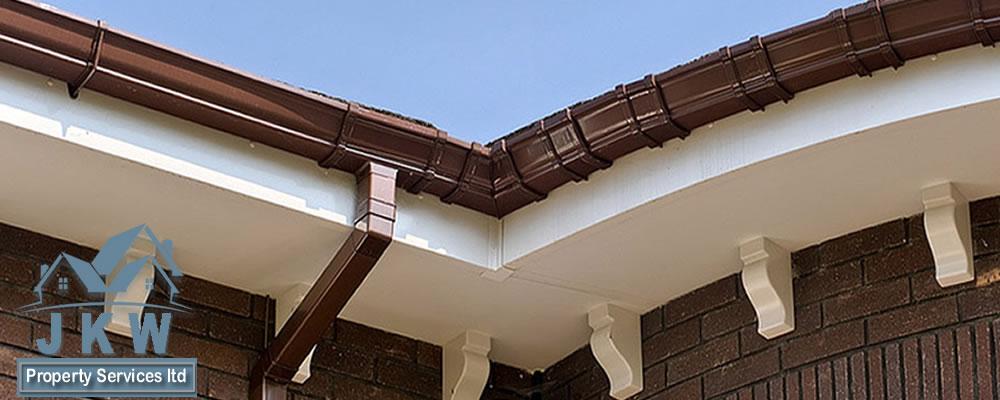 JKW Property Services Ltd Gutter Repairs 5