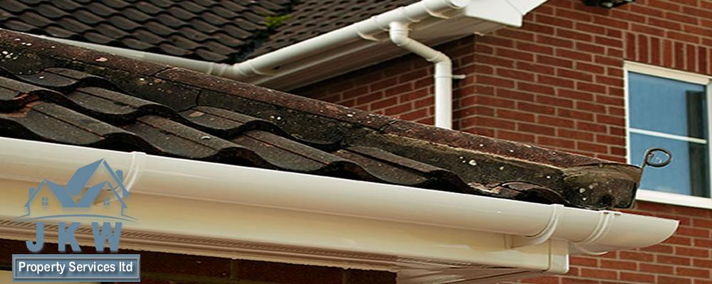 JKW Property Services Ltd Gutter Repairs 7