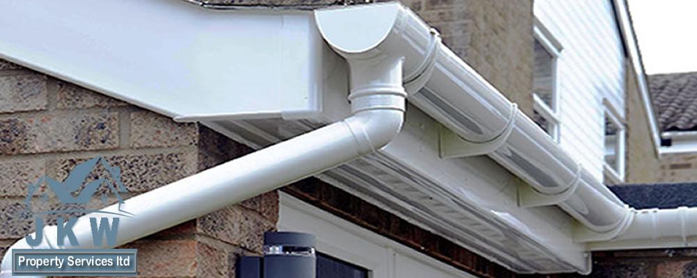 JKW Property Services Ltd Gutter Repairs 8