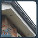 Soffit Repaired in Chester