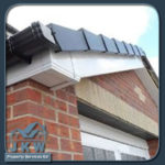 Conservatory soffits in Chester