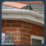 New Conservatory Guttering Fitted in Chester