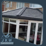Roofing fitted
