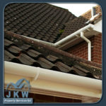 UPVC Conservatory Guttering Repaired in Chester