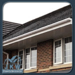 UPVC Guttering Repaired in Chester